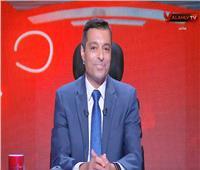 أيمن شوقي يقدم الاستوديو التحليلي لقناة الأهلي