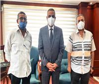 محافظة سوهاج تتسلم 5 آلاف كمامة قماشية لتوزيعها على المواطنين بالمجان
