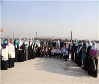 محافظ قنا يشهد تكريم 64 ممرضة بحفل نقابة التمريض