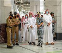 الدفاع المدني السعودي يرفع درجة الاستعداد والجاهزية في مشعر منى لاستقبال الحجاج