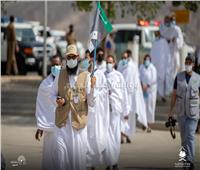 بث مباشر| حج 2020.. نقل ضيوف الرحمن لجبل عرفات لأداء الركن الأعظم