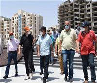 رئيس الوزراء يتفقد الحي اللاتيني بمدينة العلمين الجديدة