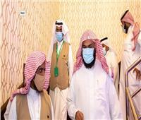 صور| الشؤون الإسلامية السعودية تطمئن على خدماتها لضيوف الرحمن بمشعر منى