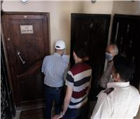 لجنة الضبطية القضائية تشن حملة على وحدات الإسكان الاجتماعي المخالفة ببدر