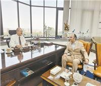 حوار| رئيس القابضة لمصر للطيران: ٣ مليارات جنيه قرضاً من الدولة لسداد أقساط الطائرات