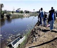 بالاسماء| ضحايا حادث غرق ميكروباص المنوفية