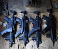 الأمن الفيدرالي الروسي يضبط 22 ورش عمل سرية لتصنيع الأسلحة