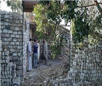 إزالة 18 حالة تعد على الأراضىالزراعية بالمنوفية خلال العيد