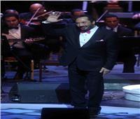 مسيرة 40 عامًا لـ «الحجار» على مسرح النافورة بالأوبرا .. الخميس