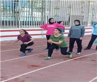 فريق سيدات يد الزمالك يستأنف تدريباته استعدادا لخوض منافسات الدوري
