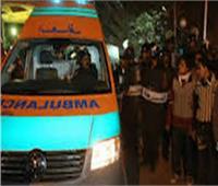 إصابة مستشار بمحكمةاستئناف الزقازيق و٢ آخرين في حادث تصادم بطريق العلمين