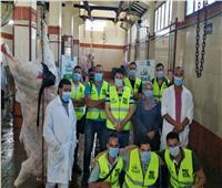 «مصر الخير» توزع لحوم 143 رأس ماشية خلال عيد الأضحى بالبحيرة