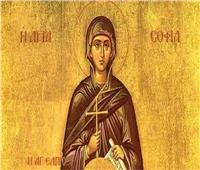 القديسة المصرية «آيا صوفيا».. ما هى حكايتها وكيف وصلت إلى إسطنبول؟