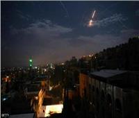 الدفاعات الجوية السورية تتصدى لهجوم جوي إسرائيلي
