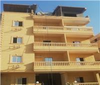 رئيس الجهاز: إزالة فورية لدور سطح مخالف بمدينة الشروق