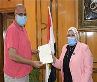 محمد حفني مديرًا لمركز تطوير التعليم بجامعة قناة السويس
