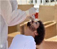 مسحة طبية للاعبي الزمالك استعدادا لمواجهة المصري
