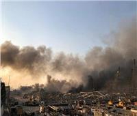 ترامب: انفجار بيروت ناجم عن «قنبلة من نوع ما» فيما يبدو