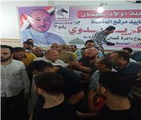 """""""حل مشاكل المواطنين"""" للدعاية الانتخابية في سيناء"""