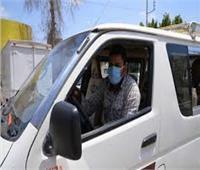 ضبط 1377 سائق نقل جماعي لعدم الالتزام بارتداء الكمامات