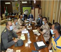 محافظ المنوفية: اجتماع تنسيقي لبحث استعدادات انتخابات «الشيوخ»