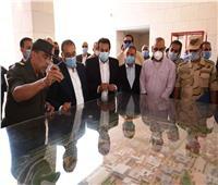 رئيس الوزراء يتفقد المنطقة الصناعية الثالثة بمدينة برج العرب الجديدة