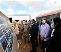 """رئيس الوزراء يزور مصنع """"فاركو – بي"""" العالمية للمضادات الحيوية"""