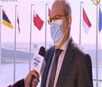 فيديو| مسئول الرقابة بقناة السويس: تنفيذها خلال عام إنجاز تاريخي