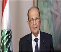 الرئاسة اللبنانية: عون طلب من ماكرون صور الأقمار الصناعية للانفجار ببيروت
