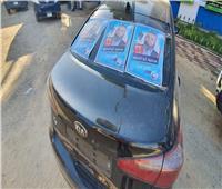 ضبط مدير الحملة الانتخابية لمرشح حزب النور بقنا لقيادته سيارة بدون لوحات