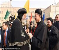 البابا تواضروس: نصلي للمتألمين في لبنان