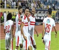 «عودة الدوري».. انطلاق مباراة الزمالك والمصري
