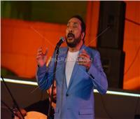 صور| علي الحجار يتألق في حفل الأوبرا بأجمل أغانيه
