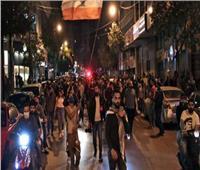 اشتباكات بين متظاهرين وقوات الأمن أمام البرلمان اللبناني