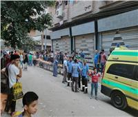 ضبط 3 عمال حفر متورطين بحادث منزل المحلة.. والنيابة تأمر بدفن 8 ضحايا