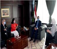 رئيس الوزراء يلتقي ممثل منظمة الصحة العالمية في مصر