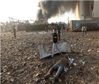 ارتفاع عدد ضحايا انفجار بيروت إلى 154 قتيلا