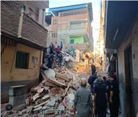 تضارب حول سبب انهيار منزل المحلة..  8 ضحايا و3 مصابين بعد رفع الأنقاض