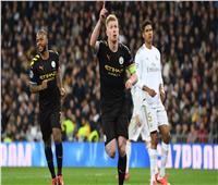 بث مباشر| مباراة مانشستر سيتي وريال مدريد بدوري الأبطال