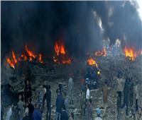 بعد انفجار بيروت.. رعب في الهند من «مواد متفجرة» بأحد موانيها