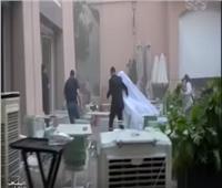 فيديو| عروس بيروت تروي تفاصيل اللحظات الأخيرة قبل الانفجار