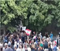 الصليب الأحمر اللبناني: أكثر من 110 أشخاص أُصيبوا خلال احتجاجات بيروت
