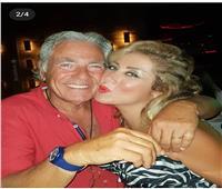 فيديو وصور| زوجة مصطفى فهمي تحتفل بعيد ميلاده