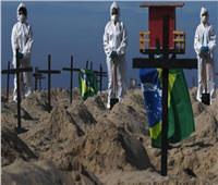 وفيات فيروس كورونا في البرازيل تكسر حاجز «100 ألف»