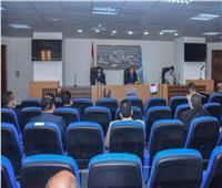 محافظ الإسكندرية يوجه بجاهزية جميع الأجهزة المعنية لانتخابات مجلس الشيوخ