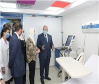 ننشر مصير مستشفى العزل بجامعة القاهرة.. وسياسات عودة العمل تدريجيًا