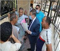 محافظ المنوفية: 10 منافذ إضافية لاستقبال طلبات التصالح في مخالفات البناء ببركة السبع