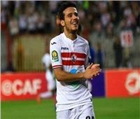 مصطفى فتحي يواصل التأهيل في مران الزمالك