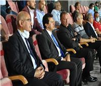 وزير الرياضة يشهد مباراة الأهلي وإنبي بعد استئناف الدوري الممتاز