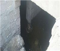ننشر تفاصيل تحقيقات جثة الصرف الصحي